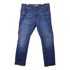 BKE Denim Carter Straight Leg Jeans
